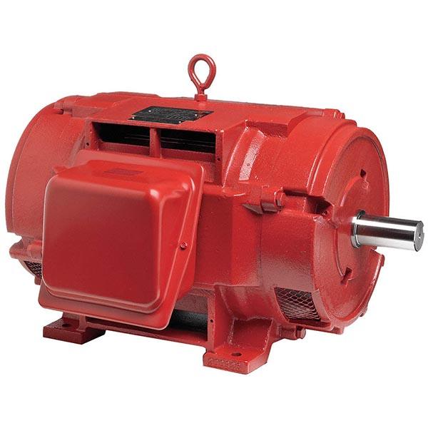 موتور پمپ آتش نشاني